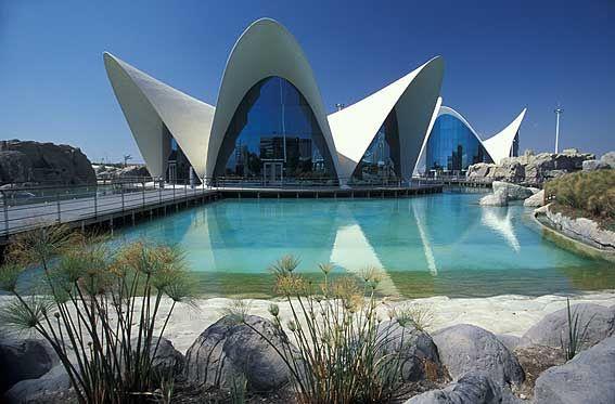 Ocean Museum, Valencia - Spain