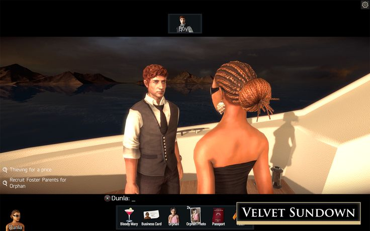 Velvet Sundown gameplay screenshot