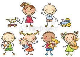 Imagen niños caricatura