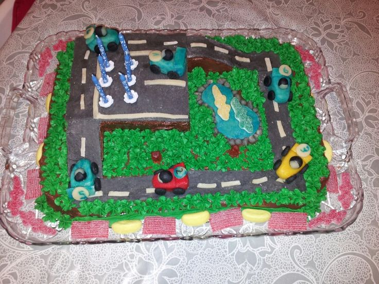 Gateau circuit