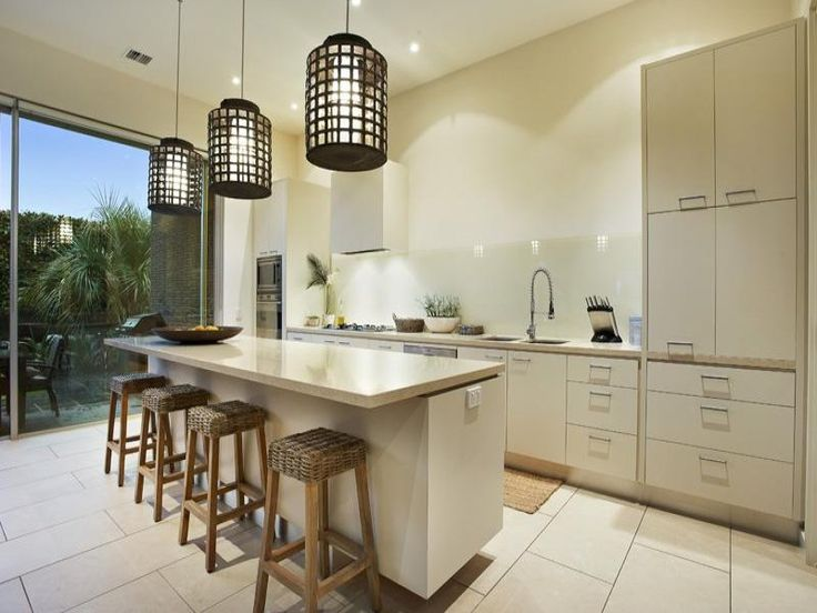 Marble In A Kitchen Design From An Australian Home   Kitchen Photo 146455