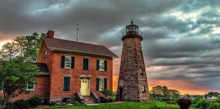 Charlotte-Genesee Lighthouse