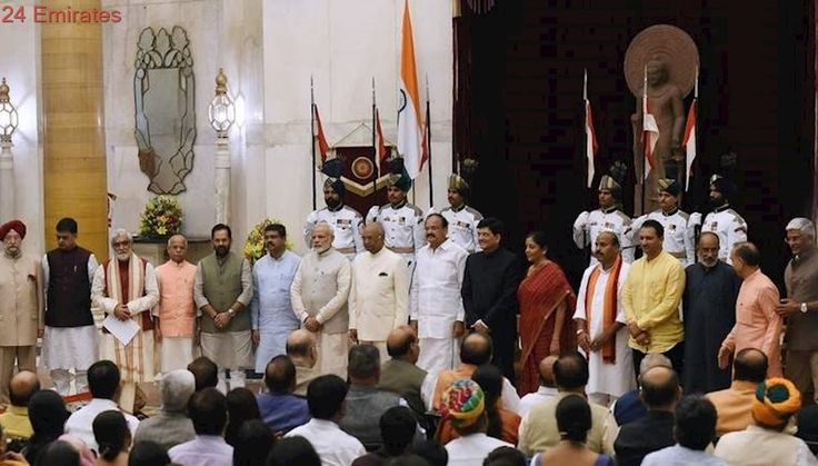 Cabinet reshuffle: Nine new ministers join Modi govt, four promoted