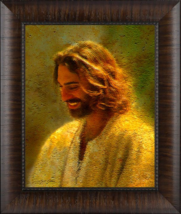 """Act Fast! Offer ends in: """"Joy of the Lord"""" 16×20 Framed Paper/Textured Print This is a 16″ x 20″ framed, paper/textured print that comes ready to hang. The framed dimensions of this piece are approximately 22″ x 26″. FREE SHIPPING.Only available while supplies last.[* Promotion codes not valid with this product]Please allow up to 7... Read More ›"""