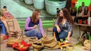 coltivare patate e zenzero nei sacchi