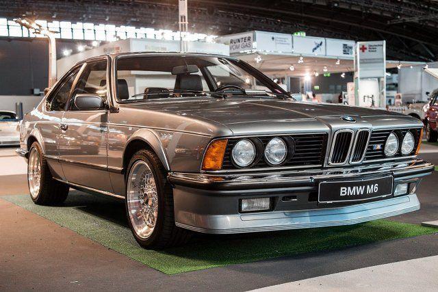 Die Geschichte und Entwicklung des BMW M6