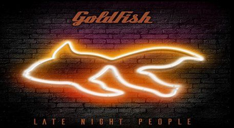 Lighten up your Monday with the brand new GoldFish album! Listen to it here.