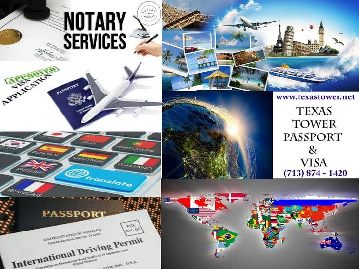 Texas Tower provides services for passports, visa, birth certificates, international drivers license, notary, translation of documents AND we are open on Saturday from 9am - 1pm. Call today to speak with a live agent. #HoustonPassportServices #RushPassport
