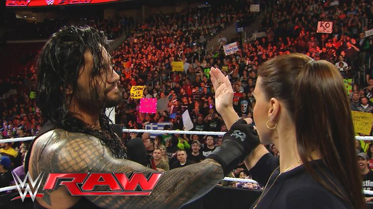 "Roman Reigns reminds Stephanie McMahon that he is the ""authority"" in WWE..."
