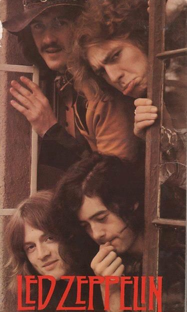 Led Zepplin, awwww, they were so young. One word describes their music; timeless.
