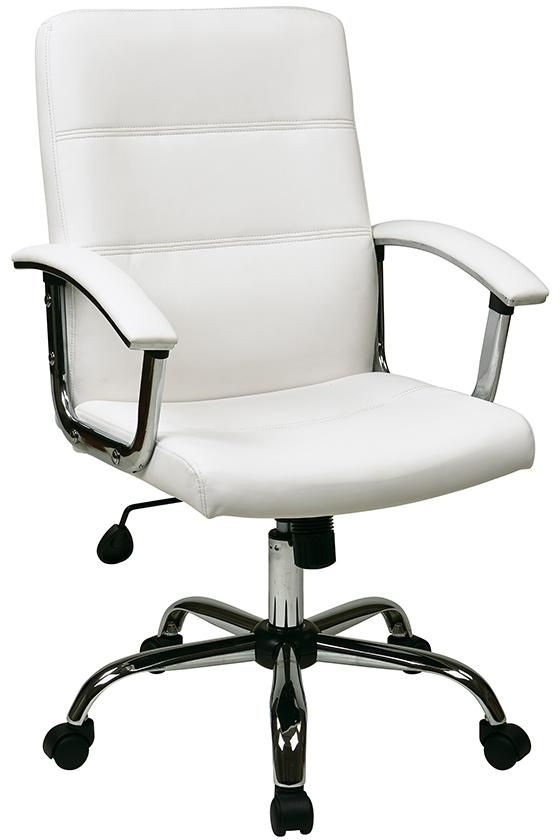 White Desk Chairs