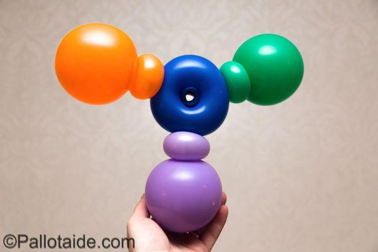 fidget spinner - 100% latex balloons