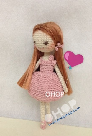 131 best images about Amigurumi dolls on Pinterest Girl ...