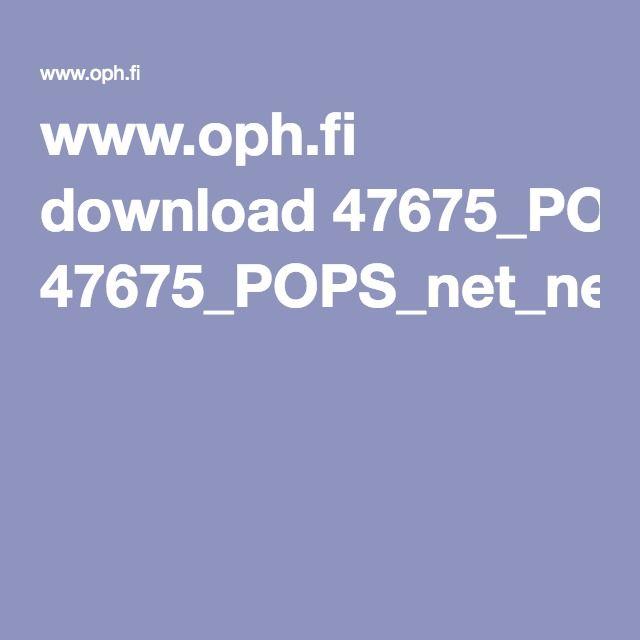 www.oph.fi download 47675_POPS_net_new_2.pdf