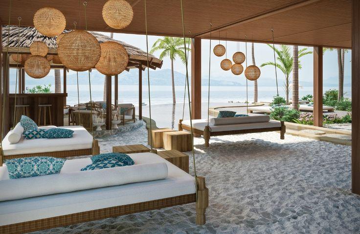 Kuda Laut Boutique Dive Resort . Visualization Lounge . opening july 2017 . Celebes Divers