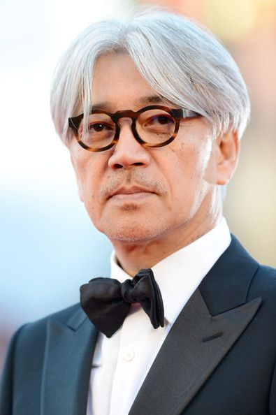 Ryuichi Sakamoto - 'Gravity' Premieres in Venice