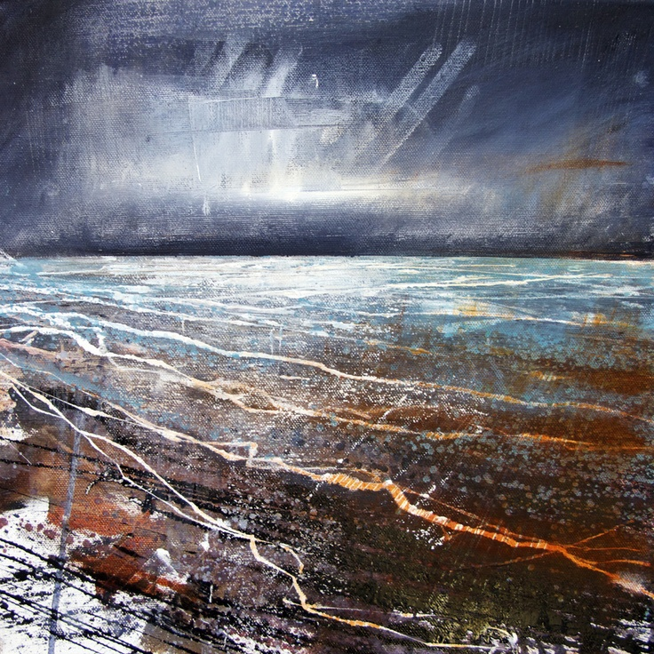 Image of Anthony Garratt - Winter Study