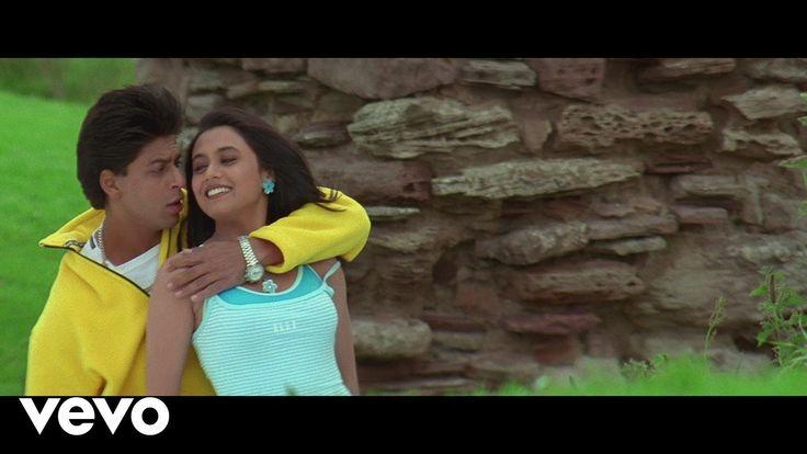 Kuch Kuch Hota Hai Lyric - Title Track | Shah Rukh Khan | Kajol |Rani Mu...