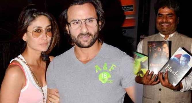 Kareena Kapoor's hubby Saif Ali Khan and ex Shahid Kapoor to work together for Vishal Bhardwaj's next!