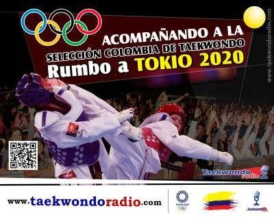 """La Federación Colombiana de Taekwondo un recuerdo """"Campeona Panamericana en Querétaro 2016 - México"""""""