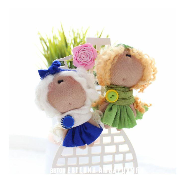 Брошки девочки eva-dolls.com
