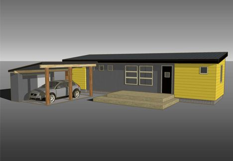 Flat-Pack IKEA House: Built & Shipped for Under $100,000 ...