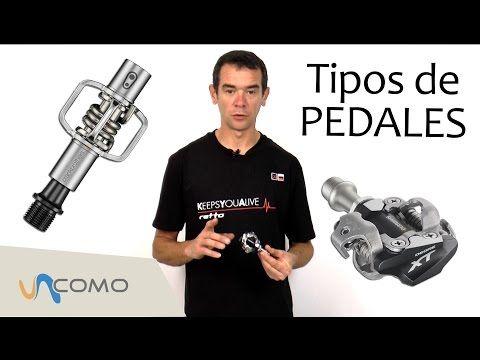 Mejores pedales para montaña y carretera - YouTube