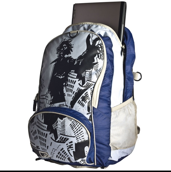 We recommend this backpack as a perfect school bag as it has a perfect balance of good looks and great quality. This is a perfect school bag to go back to school with.