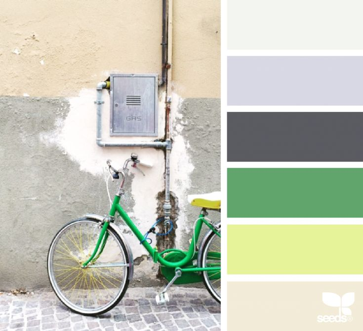 { color cycle } image via: @colourspeak_kerry_ maybe kitchen and dining area