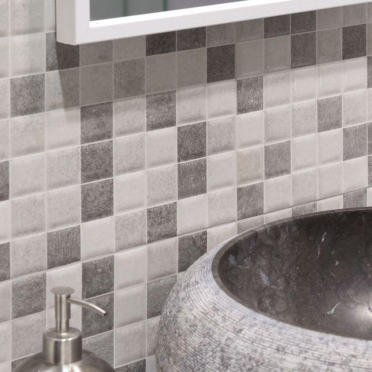 55x333 atrium kiel rlv gris sku 344650 wwwcrowntiles mosaic bathroommosaic tileswall
