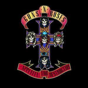 Guns N' Roses Sweet Child of Mine.       Appetite for Destruction