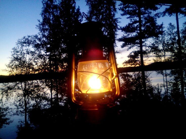 Mahtava loman alku Piekälänsaarella, tunnelmallinen grilli-ilta!