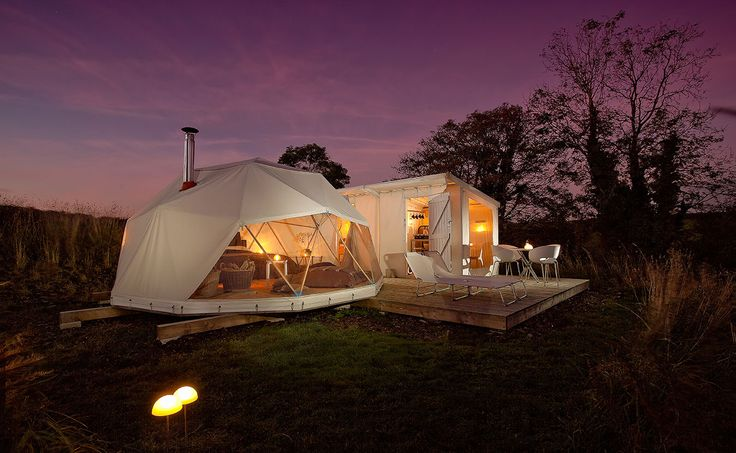 Gallery | Glamping in Cornwall with Ekopod