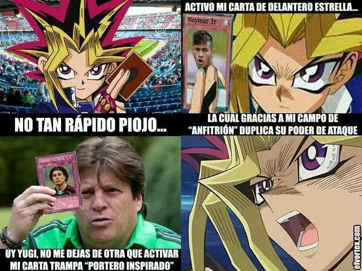 Explicación México vs Brasil