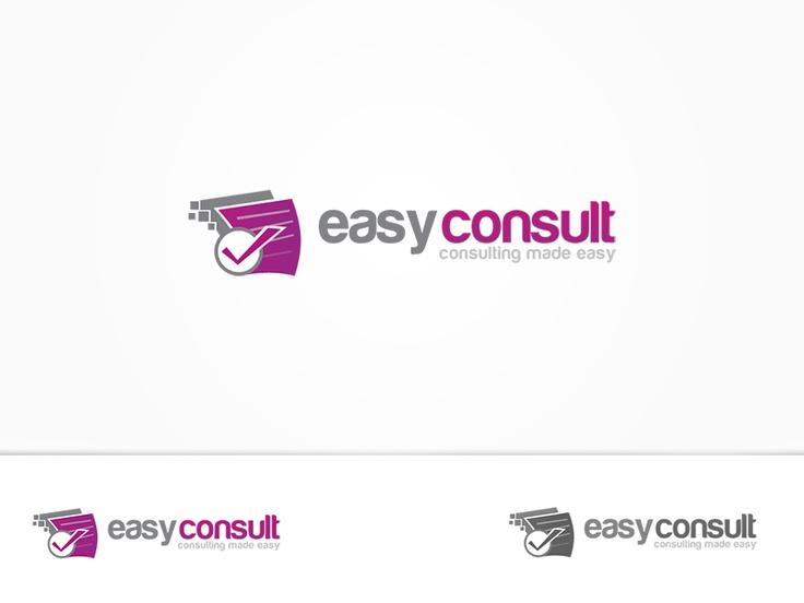 Easy consult | Logo Design