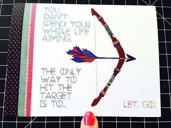 Archery qoute