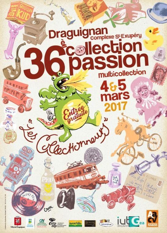 36è collection passion, Draguignan (83300), Var