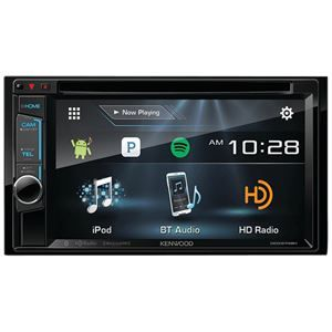 "Kenwood 6.2"" Doubledin Indash Dvd Receiver With Bluetooth Hd Radio Amp Siriusxm Ready. #onlineshopping #online #shopping #shoponline #shopnow #sale #freeshipping #auto #automobile #electronics #Kenwood #dvd #navigation #radio"