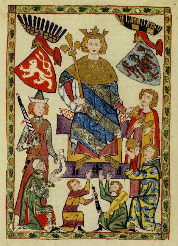 Ottokar II of Bohemia (Přemysl Otakar II, 1233 ) - the Iron and Golden King, king of Bohemia (1253-1278), also Duke of Austria, Duke of Styria, Duke of Carinthia and Margrave of Carniola. With Přemysl Ottokar's rule, the Přemyslids reached the peak of their power in the Holy Roman Empire. #Czechia