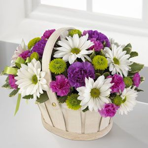 The FTD® Blooming Bounty™ Bouquet  http://www.enchantedfloristcanada.com/product/the-ftd-blooming-bounty-bouquet-2012/display