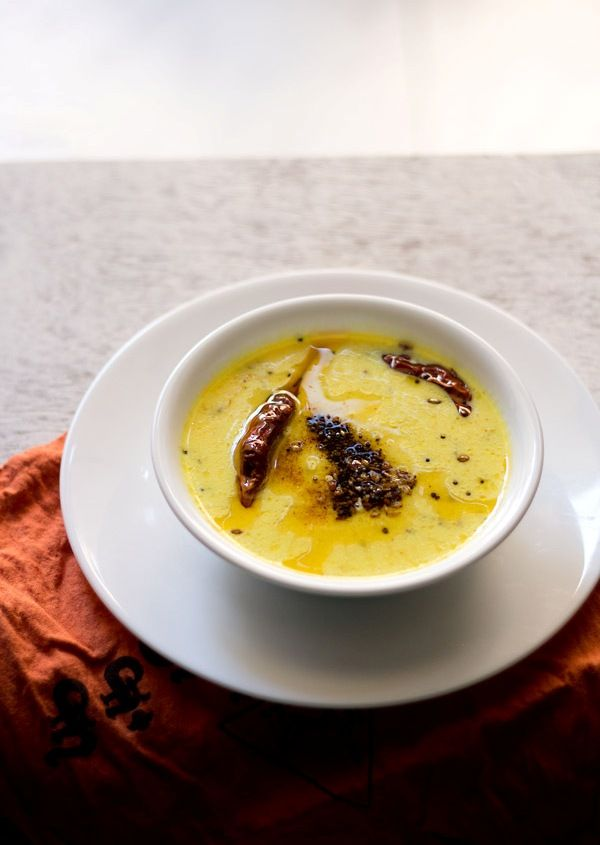 rajasthani kadhi recipe, how to make rajasthani kadhi | kadhi recipes