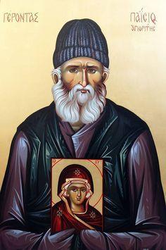 Πνευματικοί Λόγοι: Άγιος Παΐσιος Αγιορείτης: «Ἡ ἐμπιστοσύνη στὸν Θεὸ ...