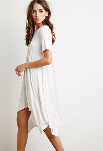 Trapeze T-Shirt Dress | Forever 21