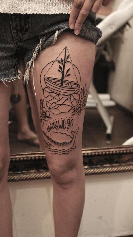 1246 best tatouages images on pinterest - Tatouage pour femme ...