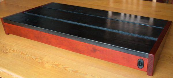 pedalboard pinterest diy and crafts. Black Bedroom Furniture Sets. Home Design Ideas