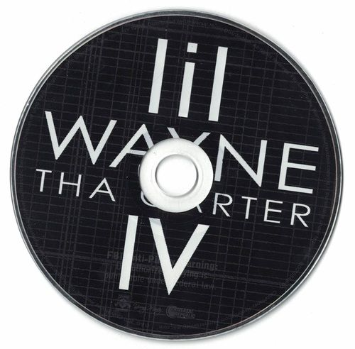 Lil Wayne Tha Carter IV 2011 CD Professionally Cleaned