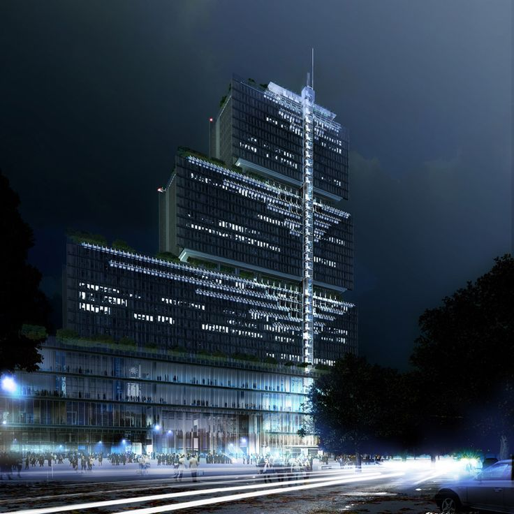 High Tech Modern Architecture Buildings: 164 Best High Tech Architecture Images On Pinterest