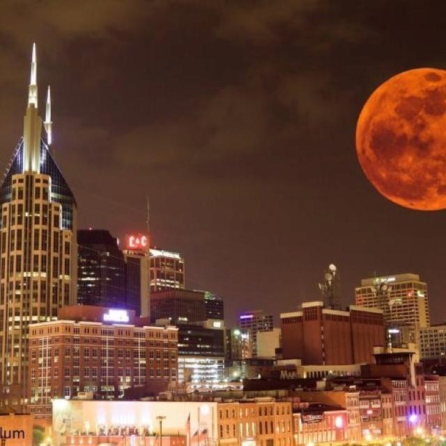 blood moon tonight nashville - photo #8