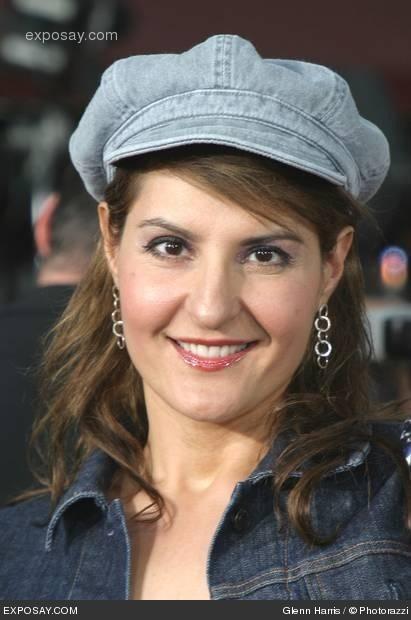 Nia Vardalos - Seabiscuit Movie Premiere in Los Angeles