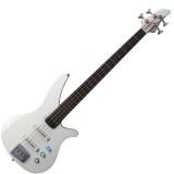 Bass yang cukup menawan dan memiliki tampilan yang elegan dengan warna silver dan beberapa variasi warna di bagian volume.
